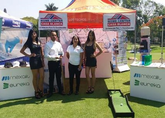 Torneo de golf HOLE IN ONE